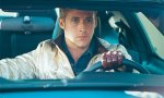 "Ryan Gosling at the wheel in ""Drive"""