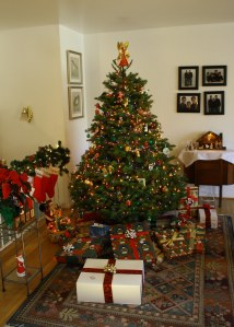 Christmas tree 2012 for FB
