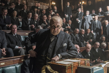 Gary Oldman as Churchill 3 x 2